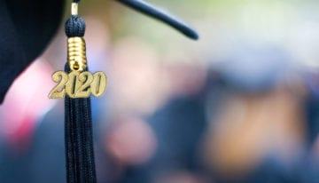 2020 graduate cap