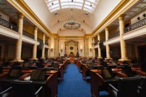 State Senate Chambers