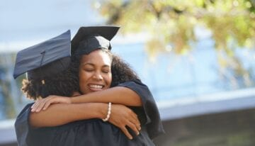 Graduate who paid off student loans early